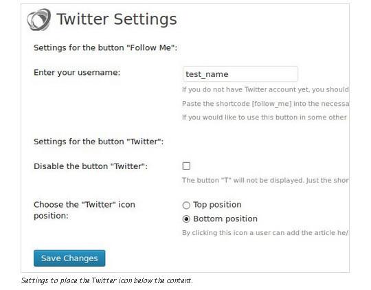 40 Best Twitter Plugins For WordPress Users 11
