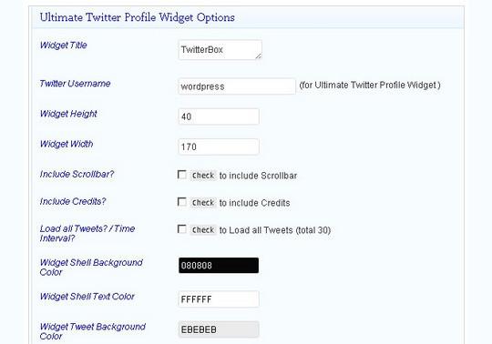 40 Best Twitter Plugins For WordPress Users 14