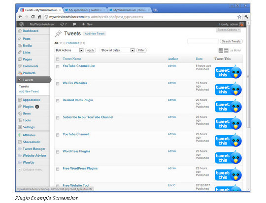 40 Best Twitter Plugins For WordPress Users 22