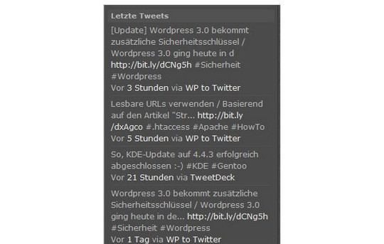 40 Best Twitter Plugins For WordPress Users 23