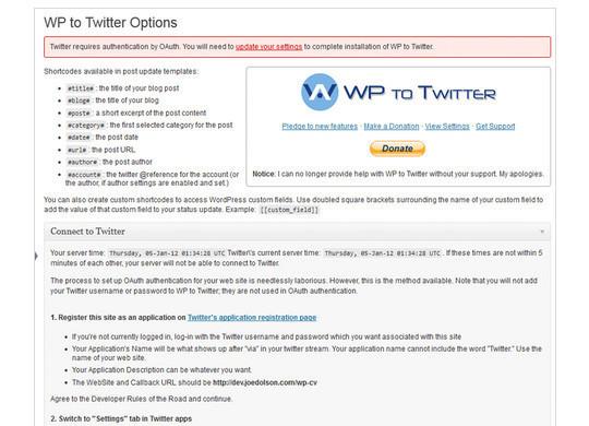 40 Best Twitter Plugins For WordPress Users 25