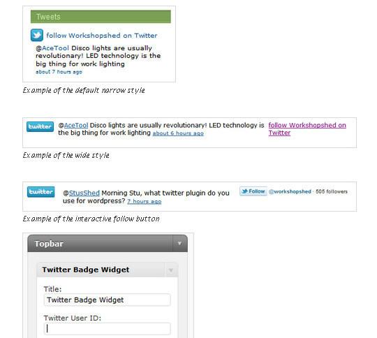 40 Best Twitter Plugins For WordPress Users 26