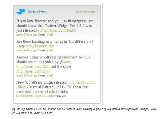 40 Best Twitter Plugins For WordPress Users 27