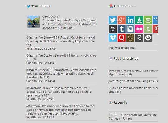 40 Best Twitter Plugins For WordPress Users 29