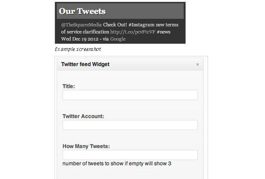 40 Best Twitter Plugins For WordPress Users 30