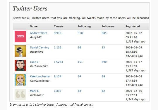40 Best Twitter Plugins For WordPress Users 6