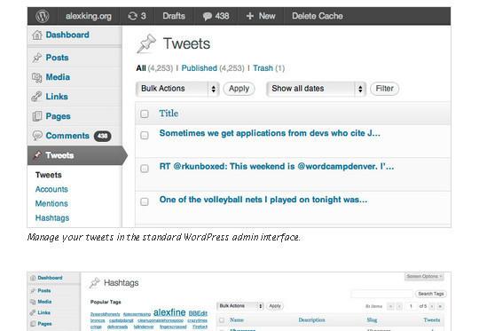40 Best Twitter Plugins For WordPress Users 8