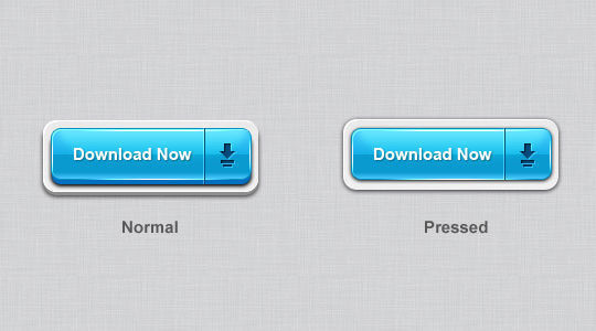 45 Free And Useful Web Buttons In PSD Format 6