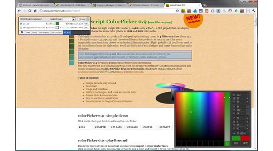 19 Must-Have Chrome Extensions For Designers And Developers 5