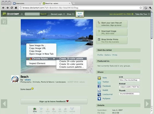 19 Must-Have Chrome Extensions For Designers And Developers 12
