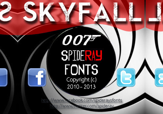 45 Dirty And Rough Free Fonts For Your Design 29