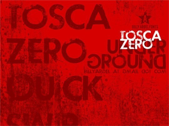 45 Dirty And Rough Free Fonts For Your Design 30