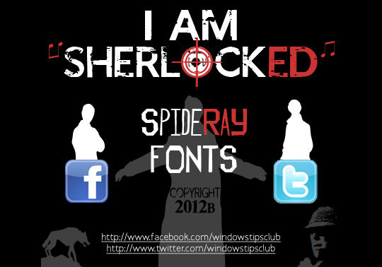 45 Dirty And Rough Free Fonts For Your Design 42