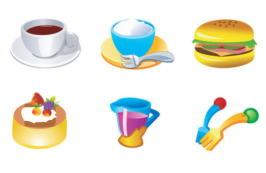 Delicious Collection Of Free Food Vector Graphics For Designers 36