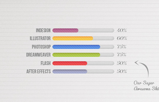 Wonderful Collection Of Free Chart And Graph PSD Designs 16