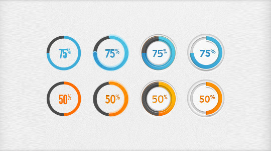 Wonderful Collection Of Free Chart And Graph PSD Designs 34