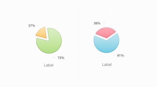 Wonderful Collection Of Free Chart And Graph PSD Designs 36