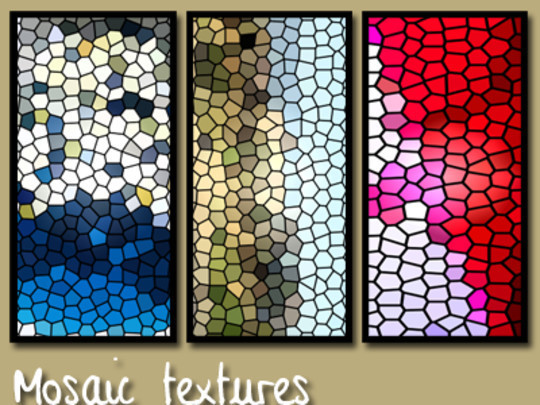 40 Free And Useful Abstract Mosaic Textures 38