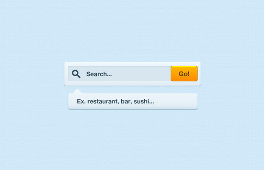 45 Search Box PSD Designs For Free Download 8