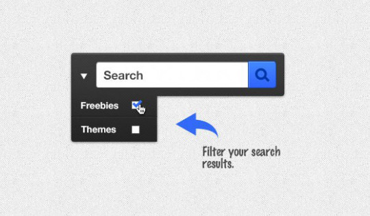 45 Search Box PSD Designs For Free Download 18
