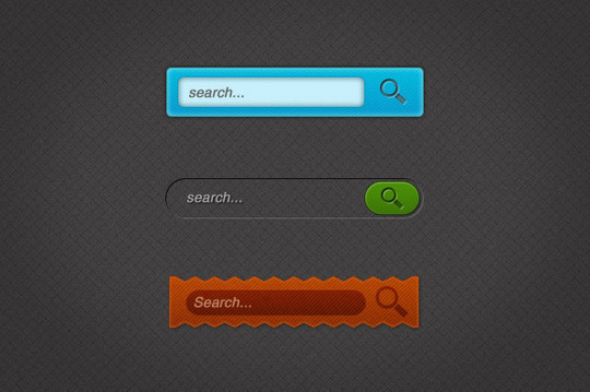 45 Search Box PSD Designs For Free Download 9