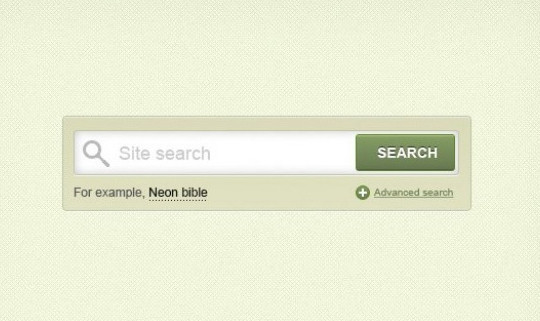 45 Search Box PSD Designs For Free Download 40