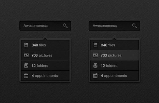 45 Search Box PSD Designs For Free Download 6