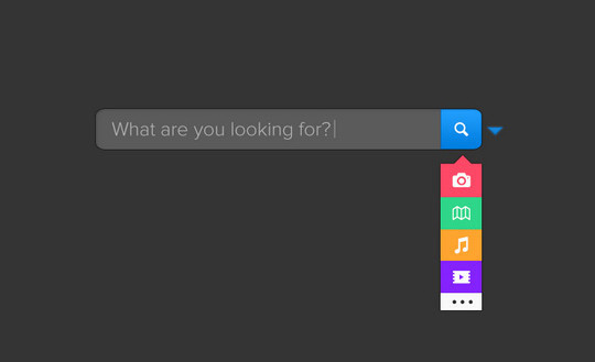 45 Search Box PSD Designs For Free Download 12