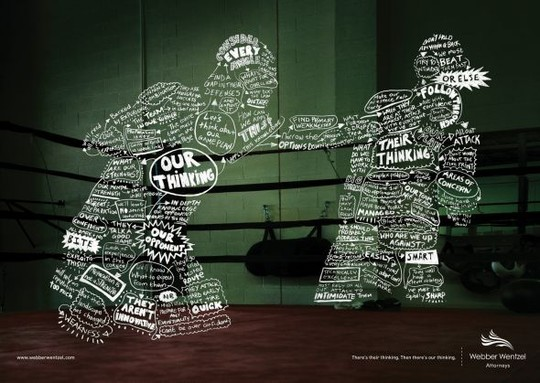 Creative Examples Of Typography In Print Advertisements 11