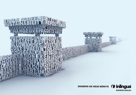 Creative Examples Of Typography In Print Advertisements 17