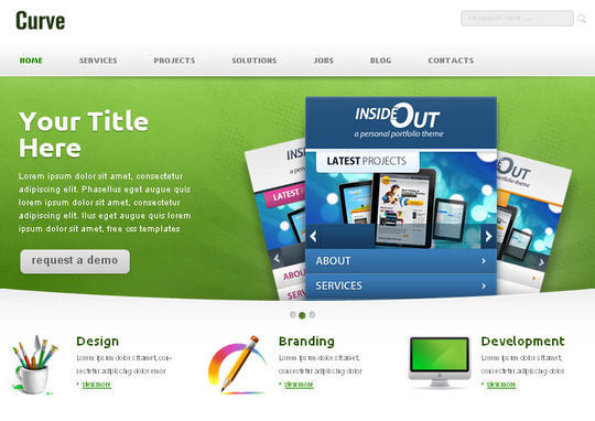 50 High Quality Free HTML5 And CSS3 Web Templates 37