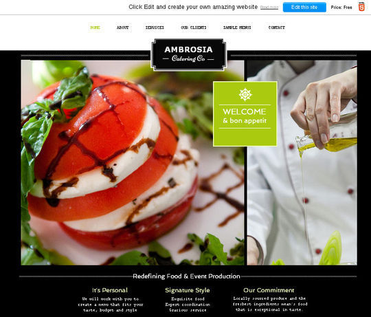 50 High Quality Free HTML5 And CSS3 Web Templates 45