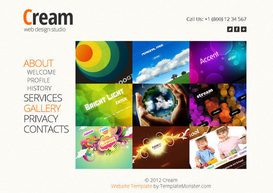 50 High Quality Free HTML5 And CSS3 Web Templates 48