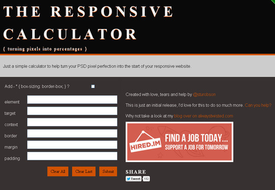 Flexible Grid Tools For Responsive Websites 3