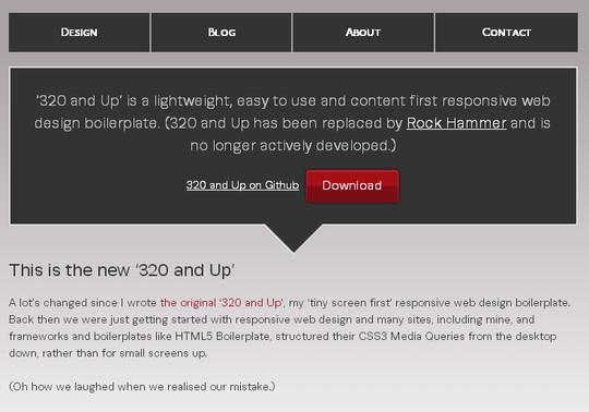 Flexible Grid Tools For Responsive Websites 12