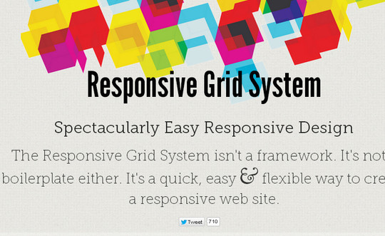 Flexible Grid Tools For Responsive Websites 21