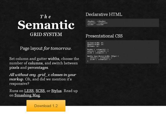 Flexible Grid Tools For Responsive Websites 5