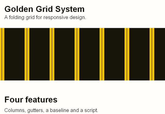 Flexible Grid Tools For Responsive Websites 7