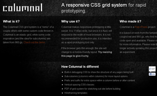Flexible Grid Tools For Responsive Websites 9