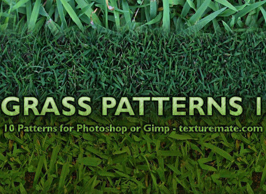 14 Useful Free Grass-Inspired Patterns 7