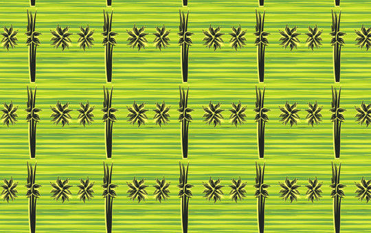 14 Useful Free Grass-Inspired Patterns 13