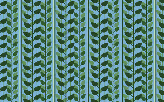 14 Useful Free Grass-Inspired Patterns 14