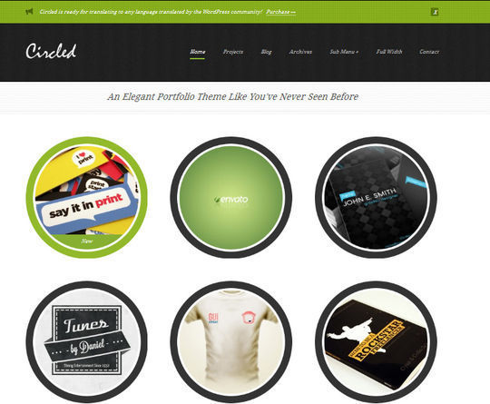 12 Free HTML5 And Responsive WordPress Themes 6