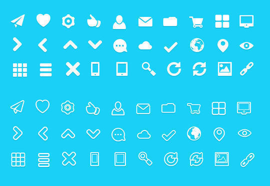 40+ Fresh And Free Icons In PSD Format 33
