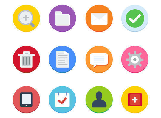 40+ Fresh And Free Icons In PSD Format 35
