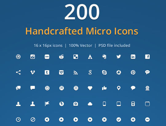 40+ Fresh And Free Icons In PSD Format 14