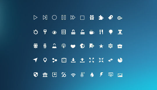 40+ Fresh And Free Icons In PSD Format 20