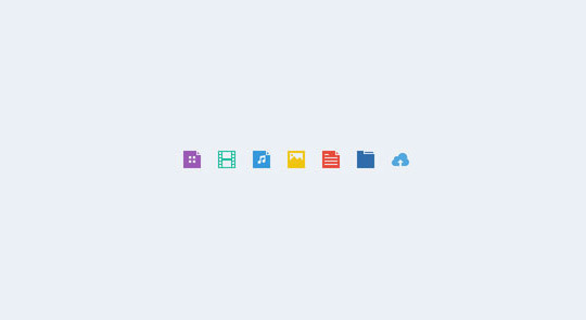 40 High Quality And Free Minimalistic Icon Sets 25