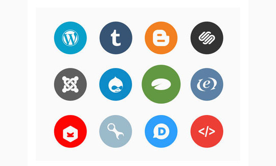 40 High Quality And Free Minimalistic Icon Sets 21