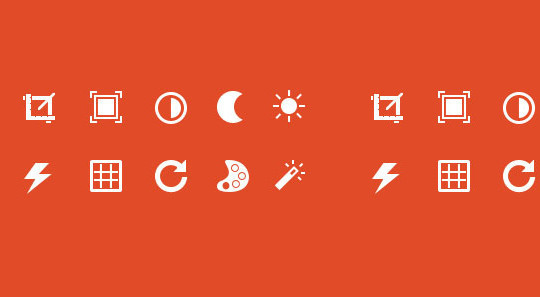 40 High Quality And Free Minimalistic Icon Sets 19